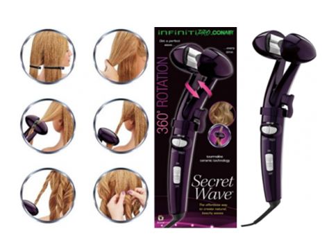 Conair | Infiniti Pro Secret Wave