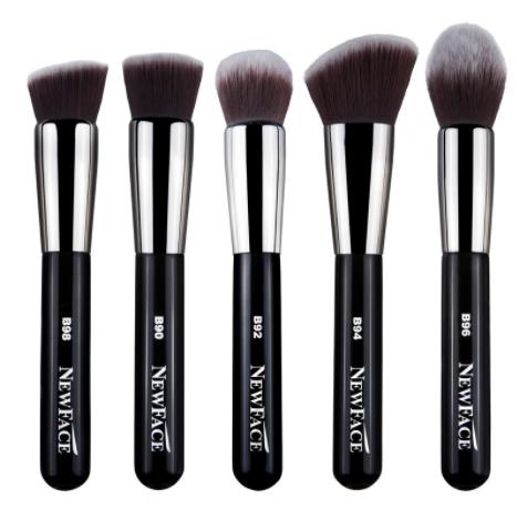 NewFace Brushes® | Kabuki Set