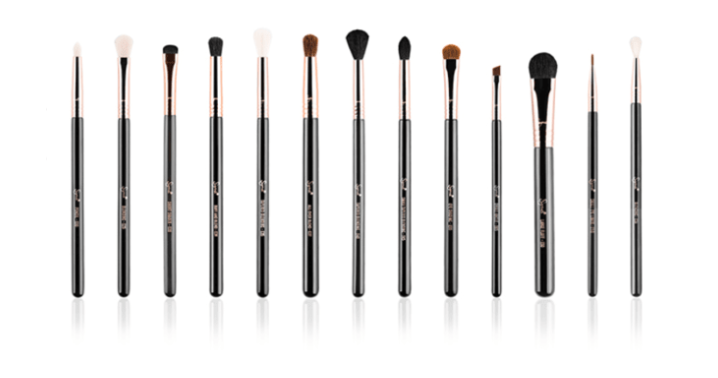 Sigma Beauty | Ultimate Copper Eye Brush Set