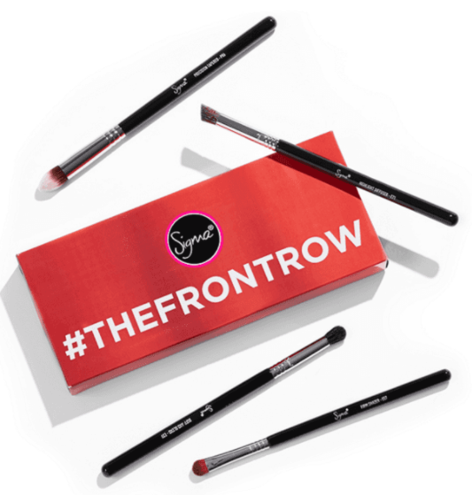 THEFRONTROW | KIT COM 4 PINCÉIS - SIGMA BEAUTY