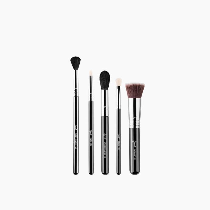 MOSST WANTED BRUSH SET | KIT COM 5 PINCÉIS - SIGMA BEAUTY