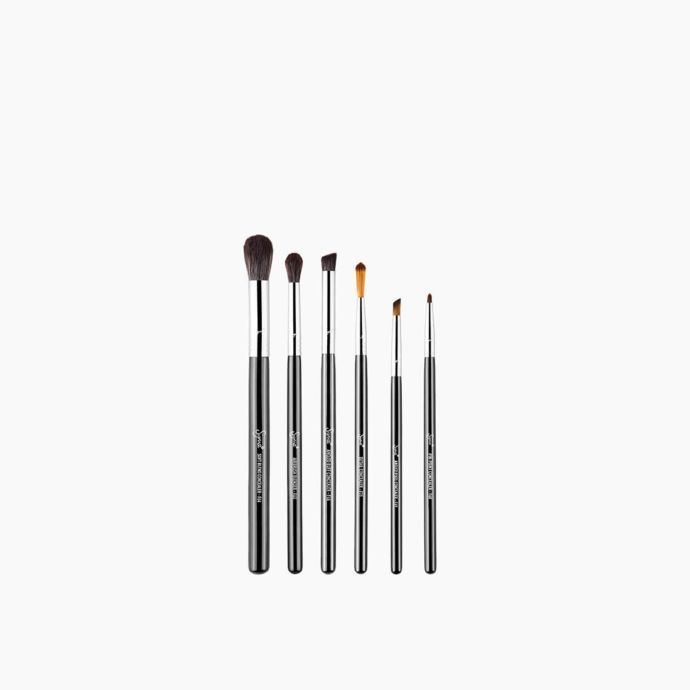 SPOT-ON CONCEALER BRUSH KIT | KIT COM 6 PINCÉIS - SIGMA BEAUTY