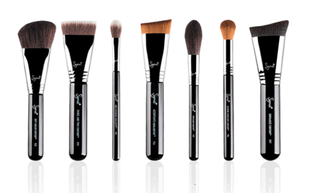 Sigma Beauty | Highlight  & Contour Brush Set