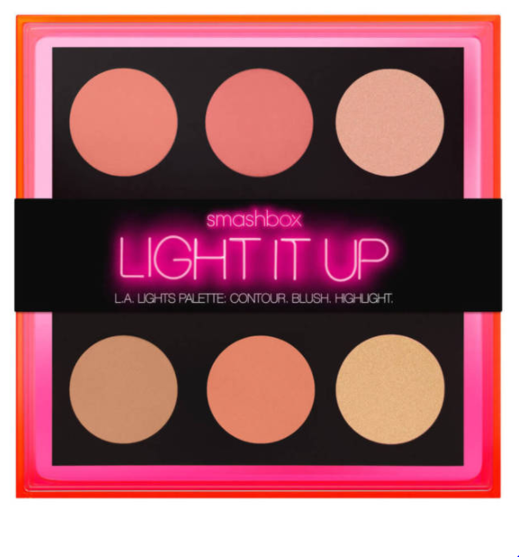Smashbox | Light it Brush Palette