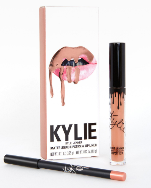 Kylie | Lip Kit Exposed