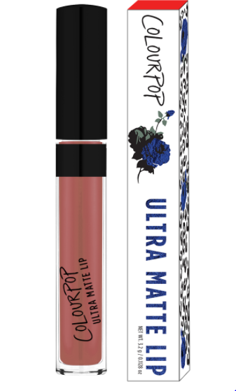 LIP ULTRA MATTE - WILD NOTHING | COLOUR POP