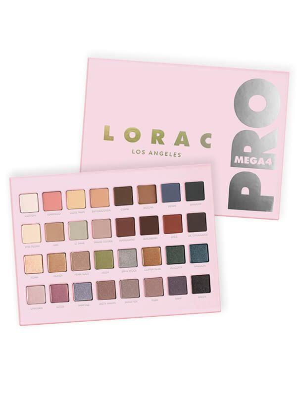 Lorac | Mega Pro 4 Eyeshadow