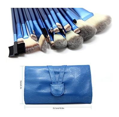 Make Up Brush com 24 Pincéis Profissional