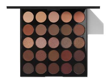 Morphe | 25B Bronzed Moche Eyeshadow Palette