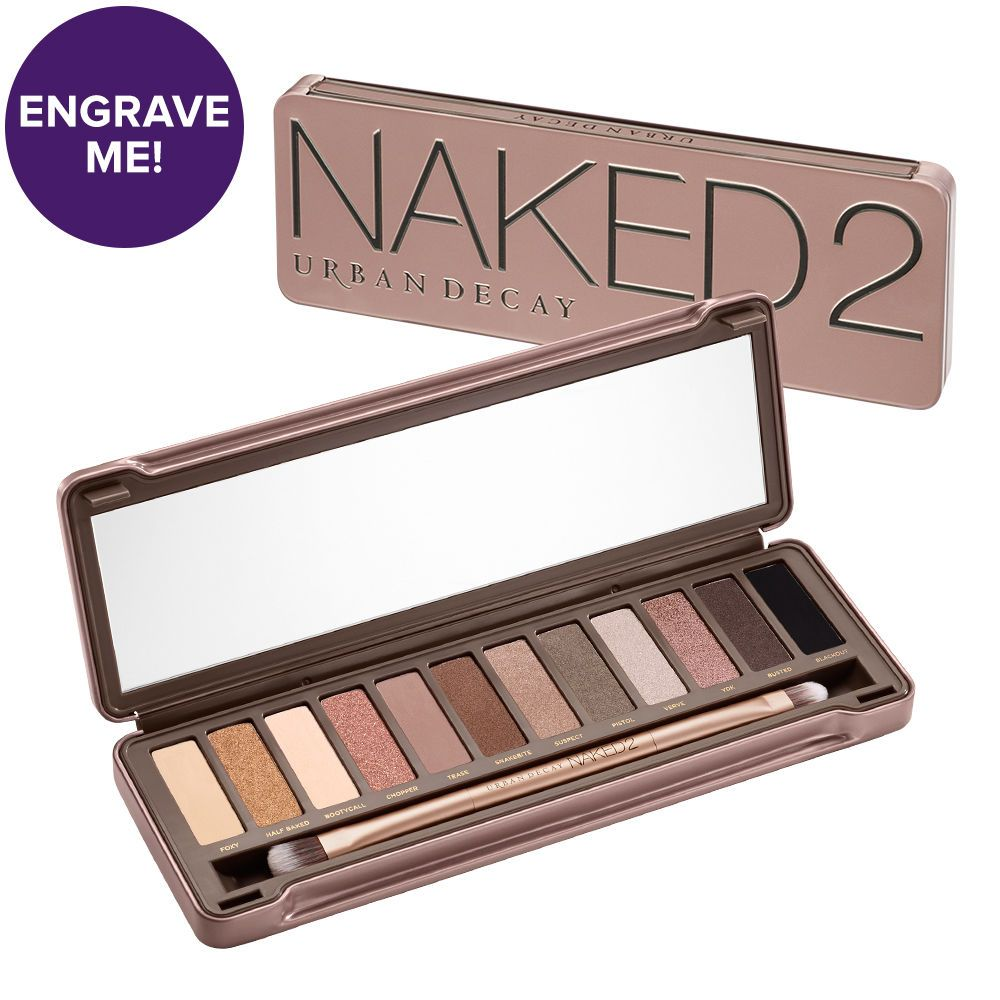 NAKED 2 EYESHADOW PALETTE | URBA DECAY