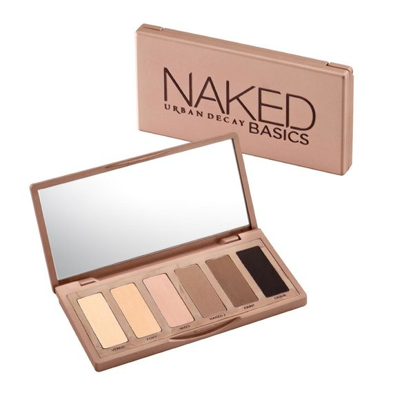 Urban Decay | Palette Naked Basics