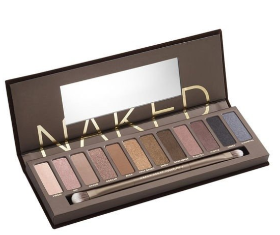 Urban Decay | Naked Eyeshadow Pelette