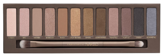 NAKED EYESHADOW PALETTE | URBAN DECAY