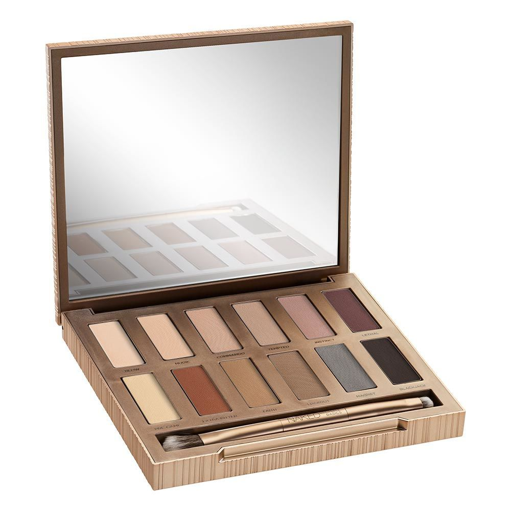 NAKED ULTIMATE BASICS EYES SHADOW PALETTE | URBA DECAY