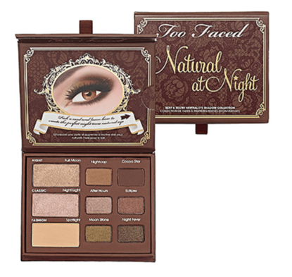 NATURAL AT NIGHT | TOO FACED