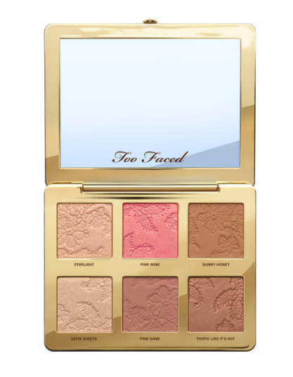Too Faced   Natural Face Higlight Blush and Bronzing