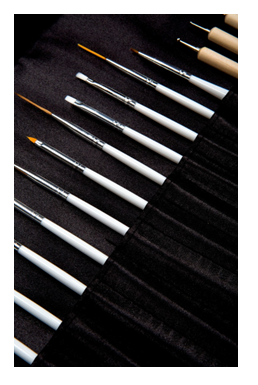 NewFace Brushes ® | Kit Nail 20 Brushes