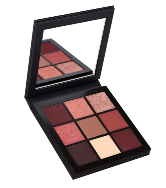 Obsessions Mauve Eyeshadow Palette | Huda Beauty