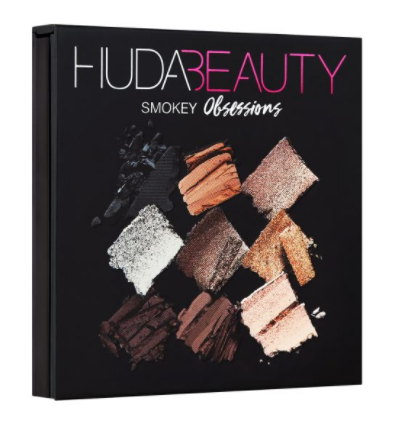 Huda Beauty | Obsessions Smokey Eyeshadow Palette
