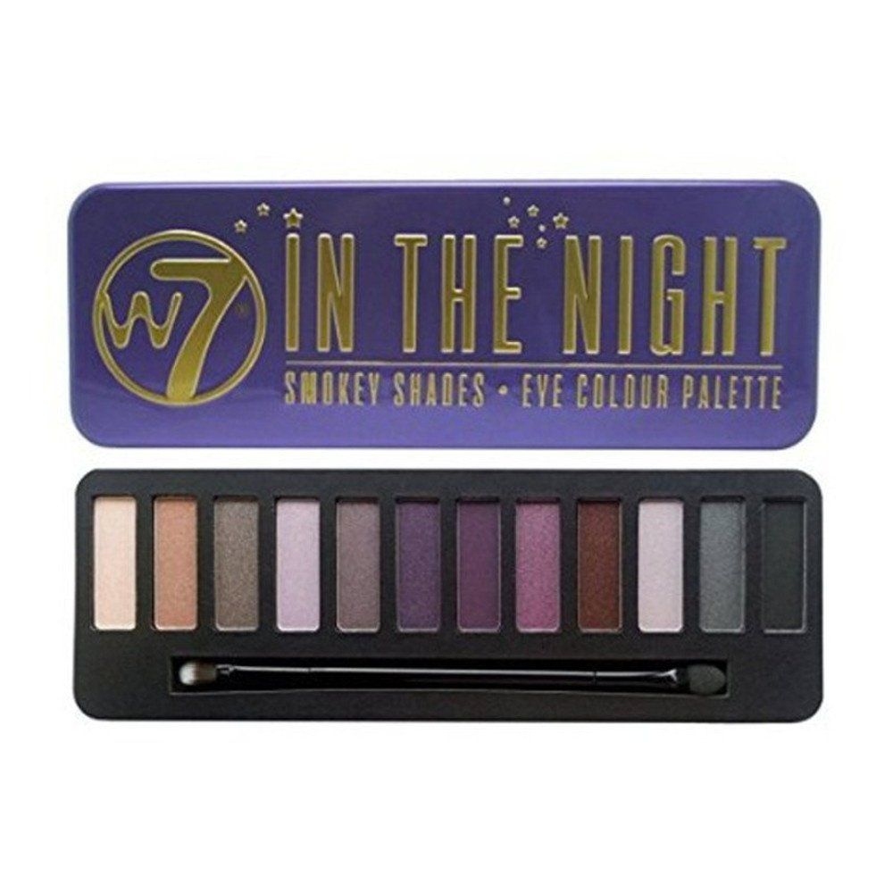 W7 Cosmetics | in The Night - Smokey Shader