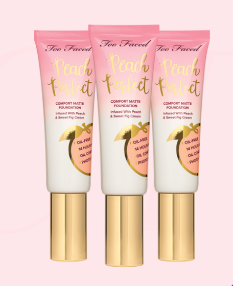 Too Faced | Foundation Peach Perfect