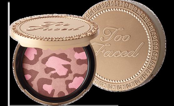 Too Faced | Blushing Bronzer Pink Leopardo