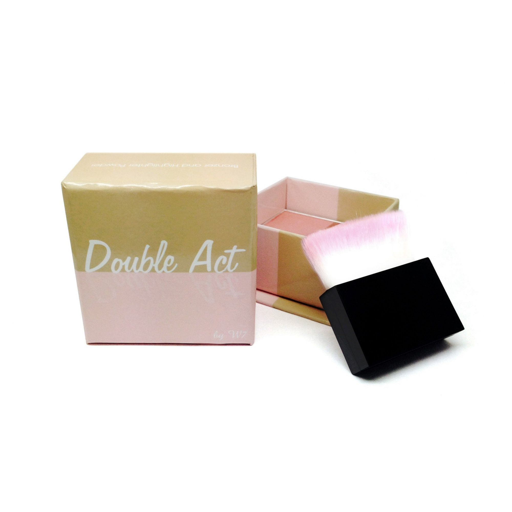 W7 Cosmetics | Powder Blush Double Act