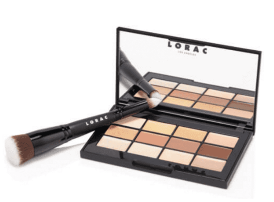 Lorac | Pro Conceal /Contour Palette and Brush
