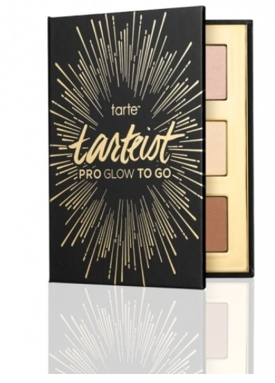 PRO GLOW TO GO HIGHLIGHT & CONTOUR PALETTE | TARTE