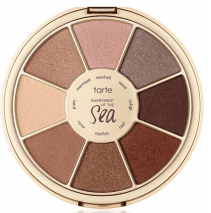 RAINFOREST OF THE SEA EYESHADOW PALETTE | TARTE