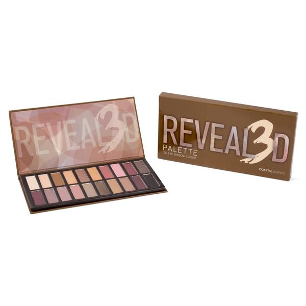Coastal Scents | PL-038 Revealed 3 Eyeshadow