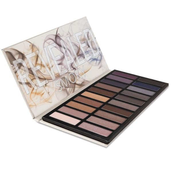 REVEALED SMOKY  EYESHADOW PALETTE COM 20 SOMBRAS | COASTAL SCENTS