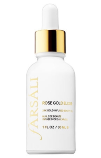 Radiating Moisturizer Rose Gold Elixir   Farsáli