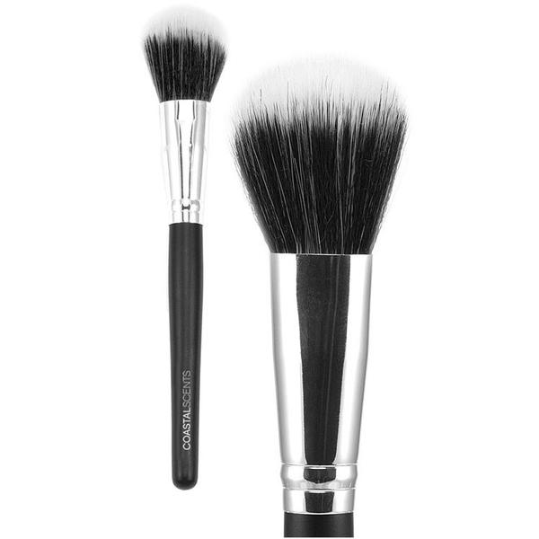 S-S26 ROUND DUO FIBER BRUSH | COASTAL SCENTS