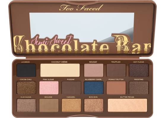 SEMI-SWEET CHOCOLATE BAR | TOO FACED