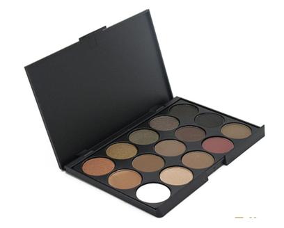Kanzen Ucanbe | Eyeshadow Palette Shimmer