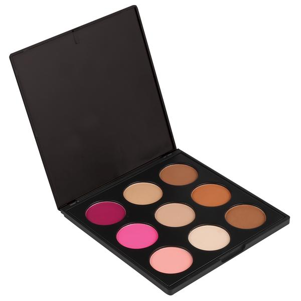 Coastal Scents | PL-017 Sleek Silhouette Palette