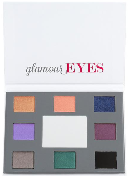 PL-042- STYLE EYES SHADOW COLLECTION COM 3 PALETTE | COASTAL SCENTS