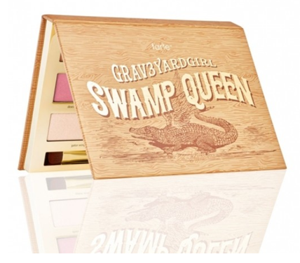 Tarte | Swamp Queen Eye & Cheek Palette With Brush