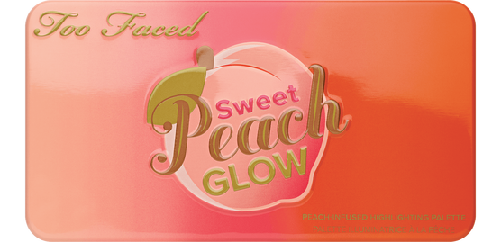 SWEET PEACH GLOW PEACH-INFUSED HIGHLIGHTING PALETTE | TOO FACED