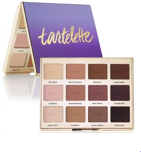 Tarte | Tartelette Amazonian Clay Matte Eyeshadow Palette
