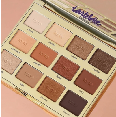TARTELETTE TOASTED EYESCHADOW PALETTE | TARTE