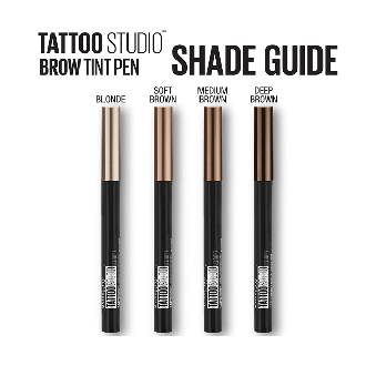 Maybelline | Tattoo Studio Brow Tint Pen Makeup