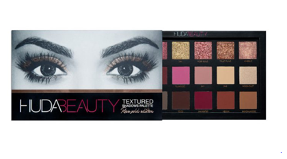Huda Beauty | Textured Edition Eyeshadow Palette Rose Gold