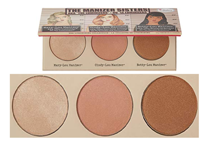 The Baim | The Manizer Sisters Palette