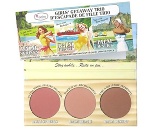 The Balm | Girls Getaway Trio