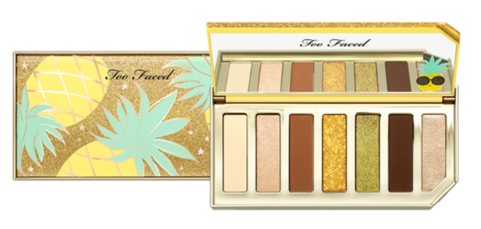 Too Faced | Sparkling Pineapple  Shadow Palette