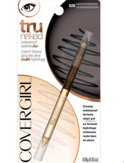 TRU NAKED EYELINER DUO | COVERGIRL