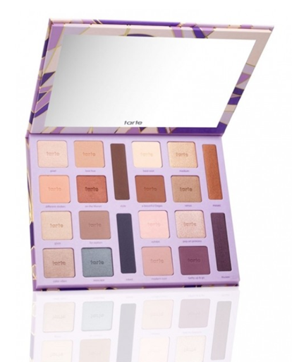 Tarte | Amazonian Clay Eyeshadow Palette With Brush