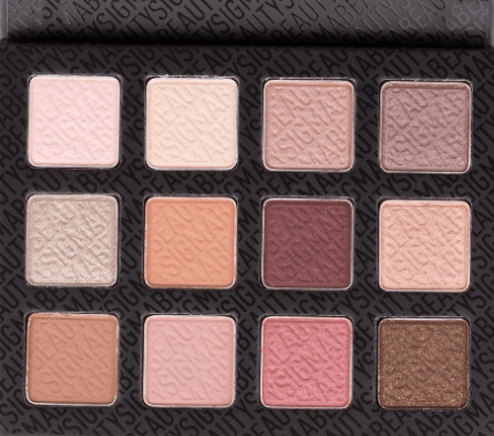 Sigma Beauty | Warm Neutrals Palette